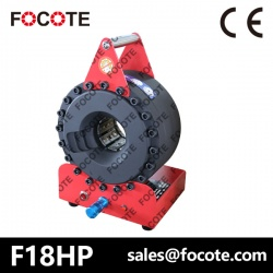 F18HP  hose crimping machine